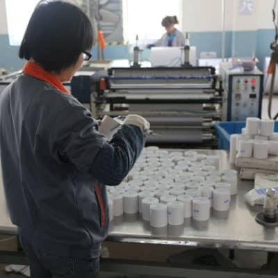 Sản xuất Giấy In Nhiệt Hà Nội