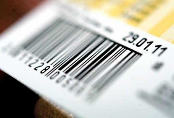 Giá giấy in mã vạch