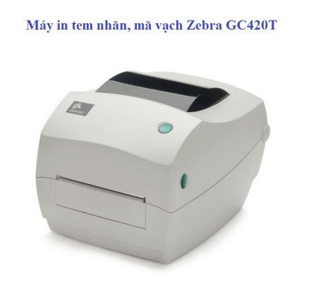 Cơ chế hoạt động của máy in mã vạch
