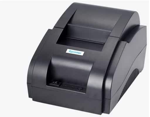 Cửa hàng bán lẻ có cần máy in hóa đơn không?