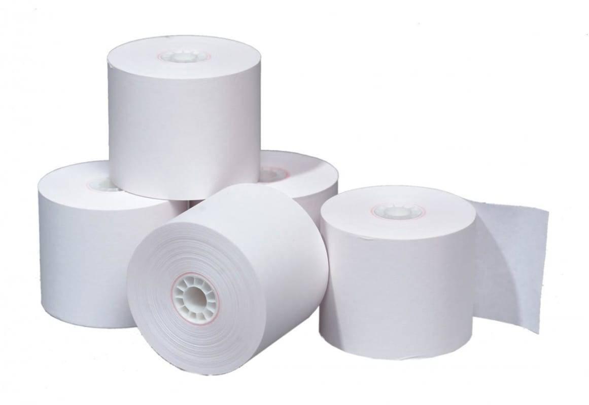 Tìm hiểu về cấu tạo của giấy in nhiệt