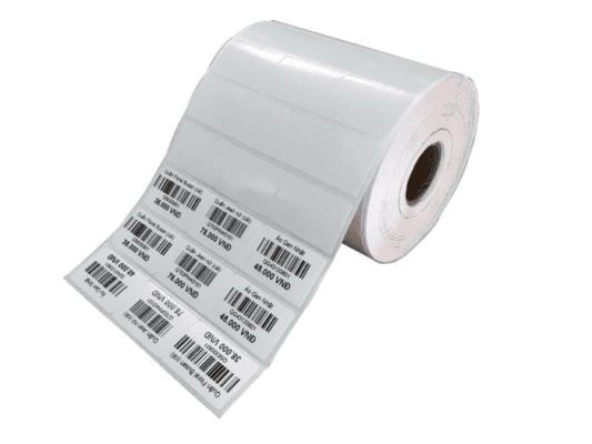 Giá giấy in mã vạch bao nhiêu?
