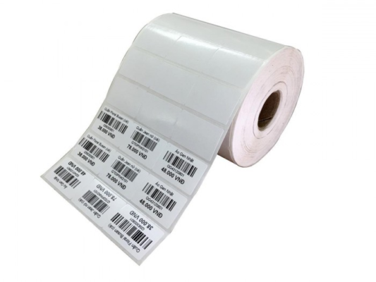 Những điều cần biết về Giấy in mã vạch 3 tem