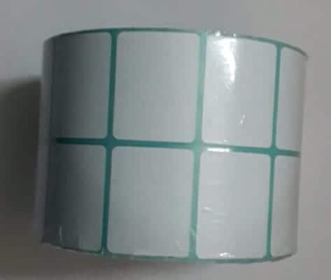 Giấy in mã vạch 72mm - loại giấy in mã vạch được dùng phổ biến