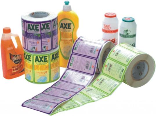 Vai trò của tem nhãn sản phẩm