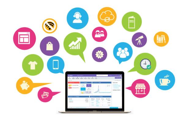 Phần mềm quản lý bán hàng – Công cụ hữu hiệu cho các cơ sở kinh doanh bán lẻ