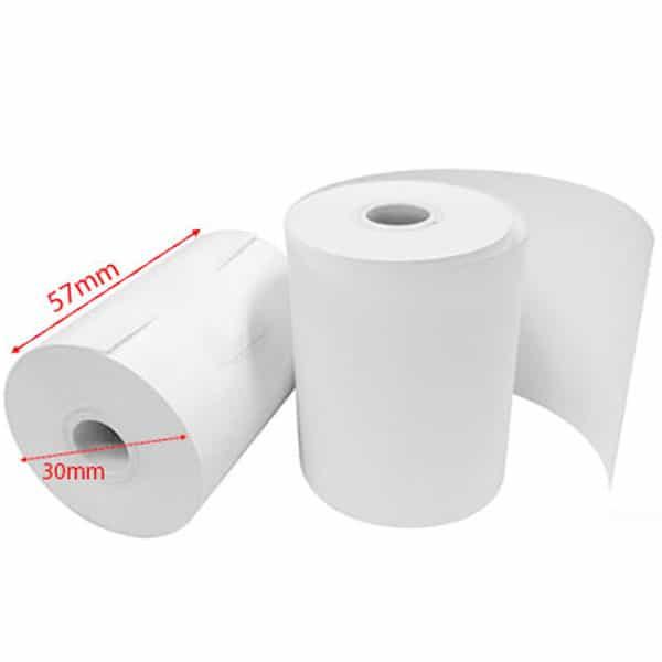 Giấy in nhiệt k57 có gì khác so với các loại giấy in nhiệt khác?