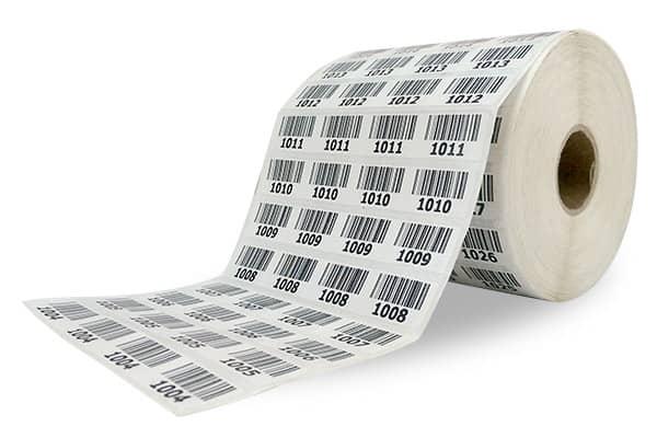 Giấy in mã vạch – sản phẩm không thể thiếu của những nhà kinh doanh